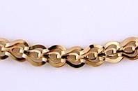 Золотой браслет Сердца