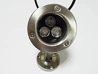 Светодиодный подводный прожектор LED 1803 RGB (контр)
