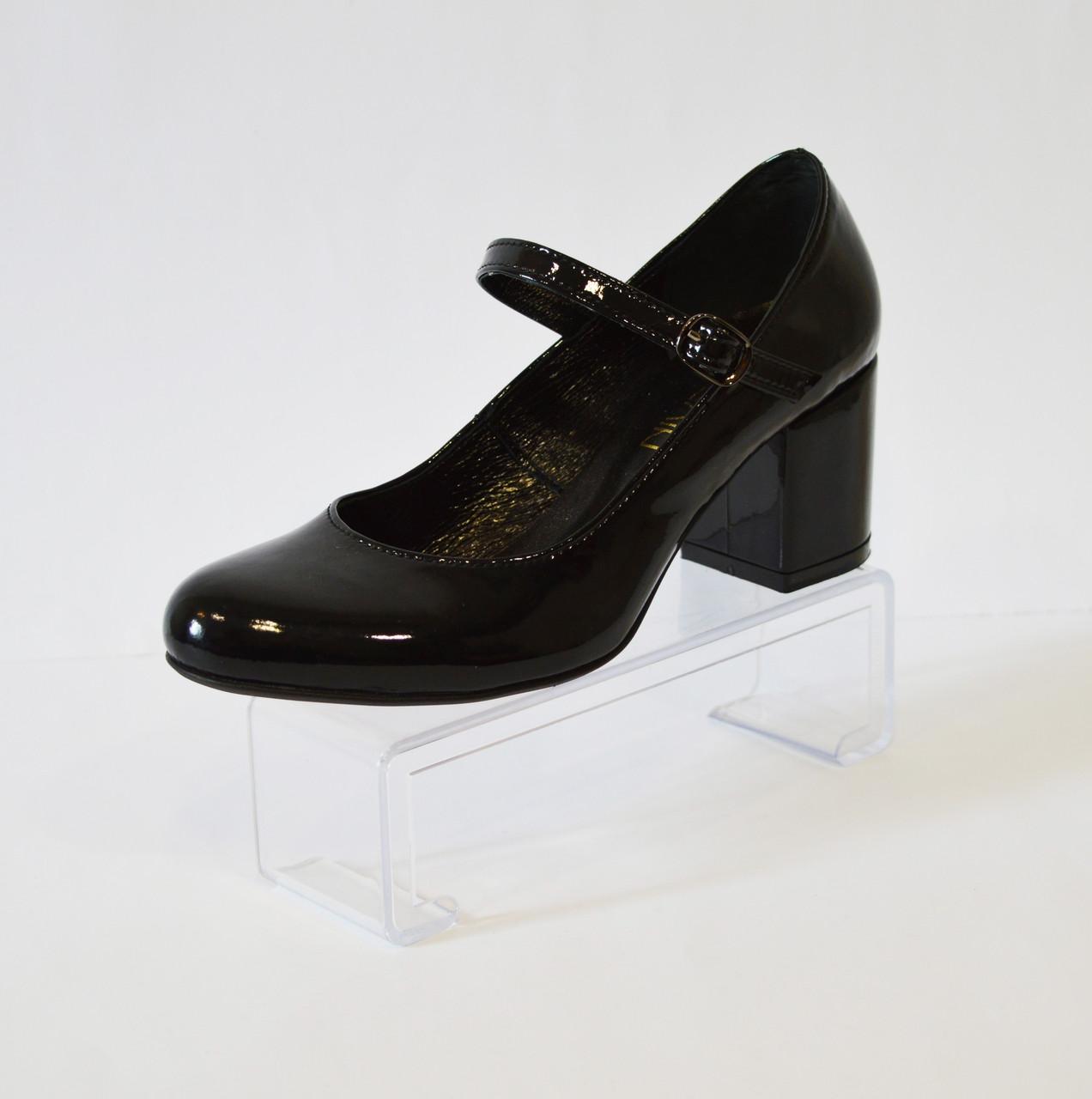 Кожаные туфли Nivelle 1766