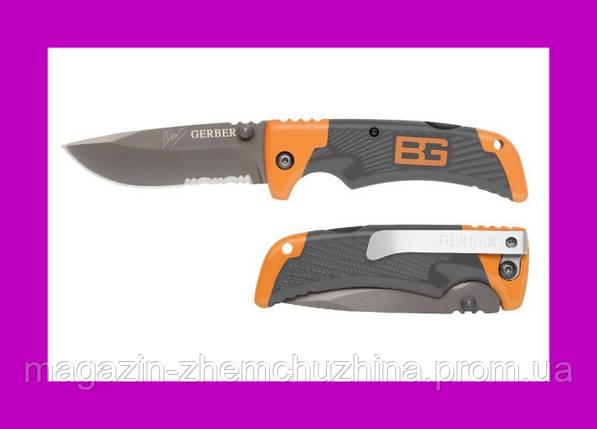 Туристический складной нож Gerber Bear Grylls маленький копия!Акция, фото 2