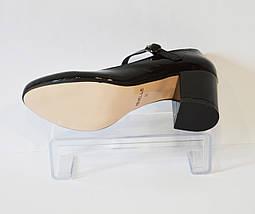 Кожаные туфли Nivelle 1766, фото 2