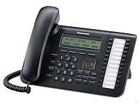 Системный телефон (чорний) KX-DT543RU-B