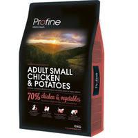 Сухой корм Profine Adult Small Chicken & Potatoes для собак мелких пород  2 кг