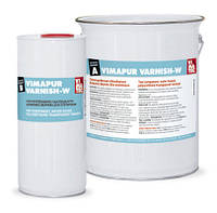 Двухкомпонентный полиуретановый защитный лак VIMAPUR VARNISH-W растворимый водой