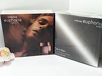 Мужская парфюмированная вода Euphoria Men Intense Calvin Klein  ( 100 мл )