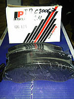 Колодки  передние Форд Транзит  2.4 TDCI 2006  -- LEADERPARTS  GDB1724
