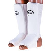 Защита ноги трикотаж белая Twins (c сеткой). Распродажа!