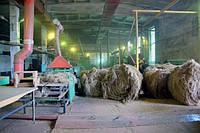 Завод по переработке льна