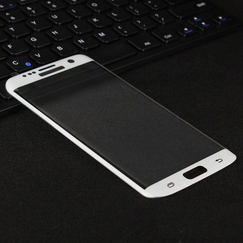 3D защитное стекло для Samsung Galaxy S7 Edge (G935F) - White
