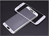 3D защитное стекло для Samsung Galaxy S7 Edge (G935F) - White, фото 2