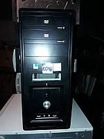 Брендовый корпус K046 ATX с наклейкой Виндовс