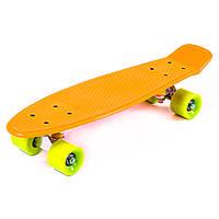 Скейтборд Penny Board колеса PU JP-HB-11