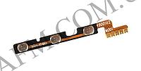 Шлейф (Flat cable) Huawei Y320- U30 с кнопкой включения,   кнопками громкости