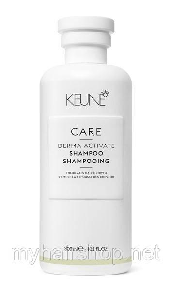 Шампунь «Против Выпадения» KEUNE Derma Activating Shampoo 300 мл