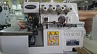 Промышленный 4-х ниточный оверлок TYPICAL GN794