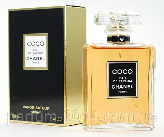 Женская парфюмированная вода Coco Chanel  (реплика), фото 2