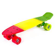 Скейтборд Penny Board колеса PU JP-HB-12
