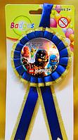 """Медаль сувенирная детская в стиле """"Лего  Ниндзяго """""""