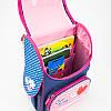 Рюкзак школьный каркасный Kite 501 Cute Bunny, фото 5