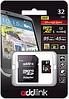 MicroSD 32Gb 10 Class AddLink XC, фото 2