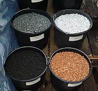 Промышленный камень натуральный - мраморная крошка 1-3 мм