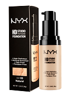 Тональная основа светорассеивающая NYX HD STUDIO PHOTOGENIC FOUNDATION