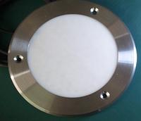 Прожектор стетодиодный  под бетон (белый) GR-1012 30W F8 GreenEl
