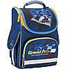 Рюкзак шкільний каркасний Kite 501 Grand Prix, фото 2