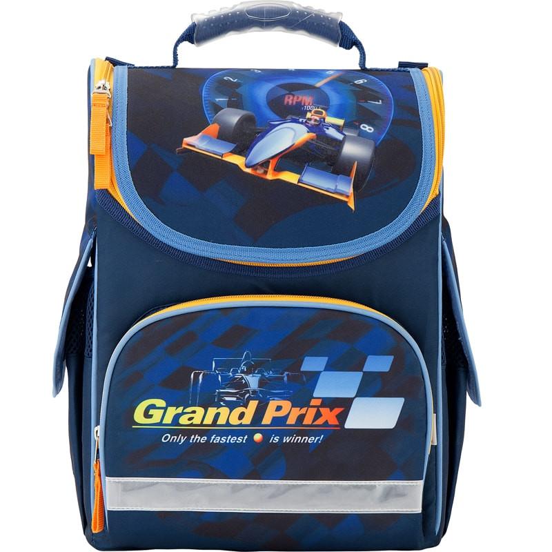 Рюкзак шкільний каркасний Kite 501 Grand Prix