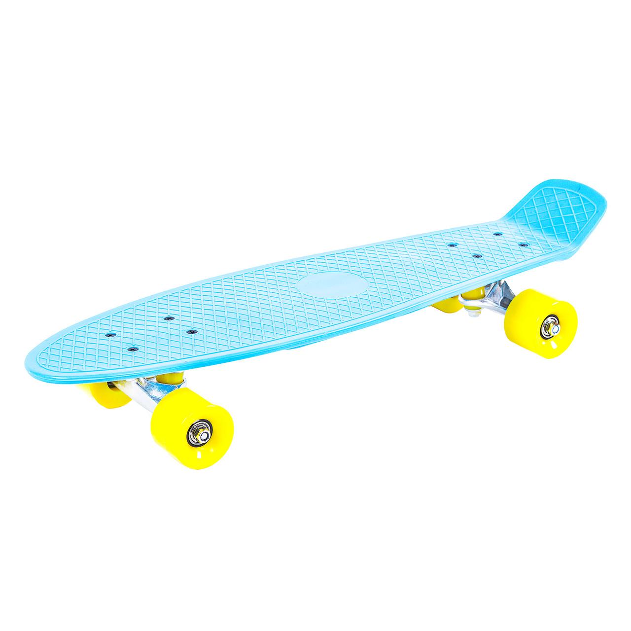 Скейтборд Penny Board колеса PU JP-HB-28