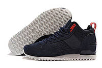 Кроссовки мужские Military Trail Runner Army Navy Blue. интернет магазин, адидас милитари