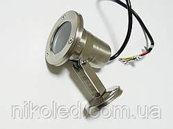 Светодиодный подводный прожектор LED 1803 холодный белый
