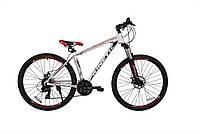 """Велосипед KINETIC CRYSTAL 27.5"""", рама 17"""", белый"""