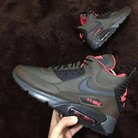 Nike Air Max 90 SneakerBoot Winter Green/Black
