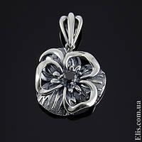 Женский серебряный кулон Подвес Алания