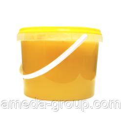 Мед натуральный подсолнух 5 л, фото 2