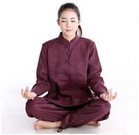 Одежда для медитации, йоги, из натурального льна антистатическая. Украина. Цвета