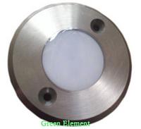 Прожектор подводный светодиодный для бассейна под бетон(белый) GR-1009 10W(4) GreenEl