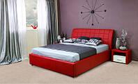 Кровать  MW1800 Амур (2) красная
