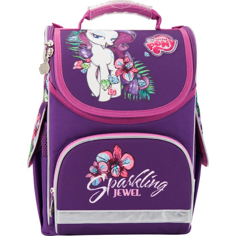 Рюкзак школьный каркасный Kite 501 My Little Pony-1