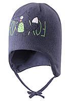 Хлопковая шапка Lassie 718710-9630. Размеры XS и XXS., фото 1