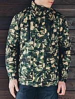 Куртка Staff CapsLock Camouflage