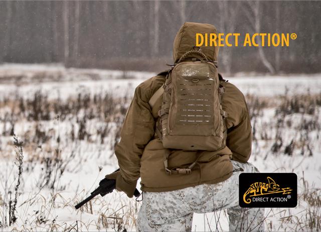 Обзор Рюкзака Direct Action Dust 20 литров