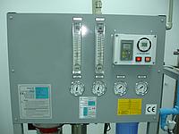 Монтаж и устуновка обратного осмоса 700-750 л/ч