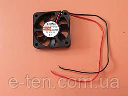 Вентилятор осьовий універсальний Sunflow 50мм*50мм*10мм / 12V / 0,15 А /(квадратний)