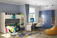 Детская модульная мебель Домино Сокме