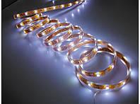 Лента светодиодная влагостойкая (LED) 3528-30-65WH 12W Luxel белый теплый (5м)