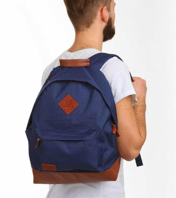 Мужской городской рюкзак: как выглядеть стильно и модно