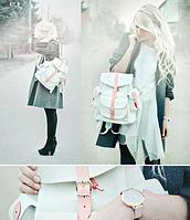 Как носить рюкзак. Советы Вашему неповторимому стилю