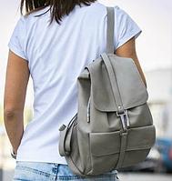 Выбираем модные женские рюкзаки
